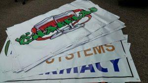 kaz bros design shop banners