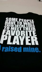 Kaz Bros Design Shop favorite player tshirt