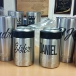 kaz bros design shop Yeti custom engraved wedding gifts
